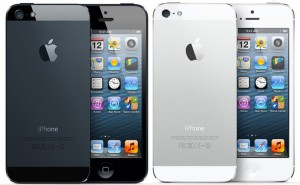 two iphone 5